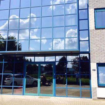 NIJMEGEN 370 m2 bedrijfsruimte Kerkenbos