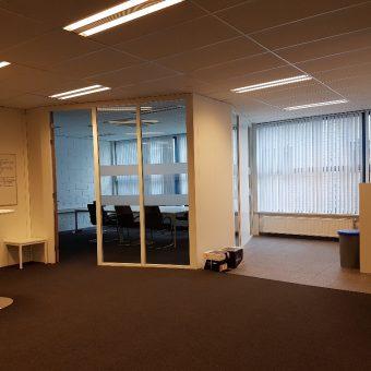 NIJMEGEN 260 m2 kantoorruimte Kerkenbos